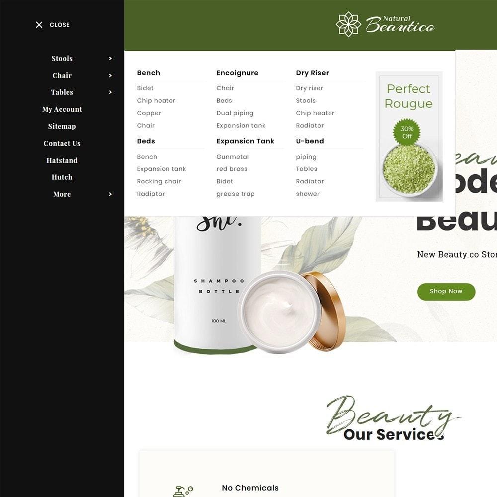 theme - Zdrowie & Uroda - Beautico Cosmetics Shop - 9