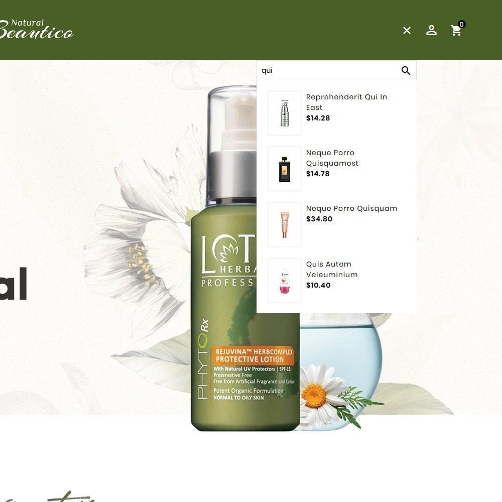 theme - Zdrowie & Uroda - Beautico Cosmetics Shop - 10