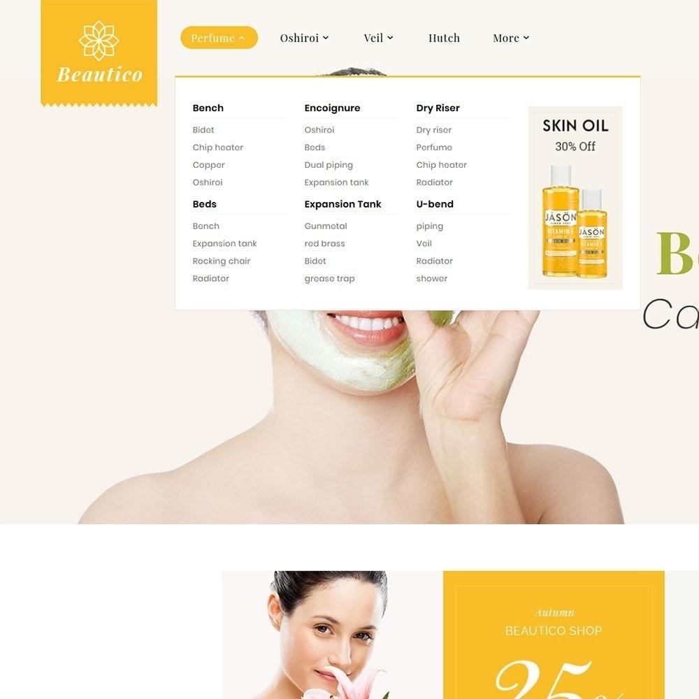theme - Saúde & Beleza - Beautico Skin Care - 9