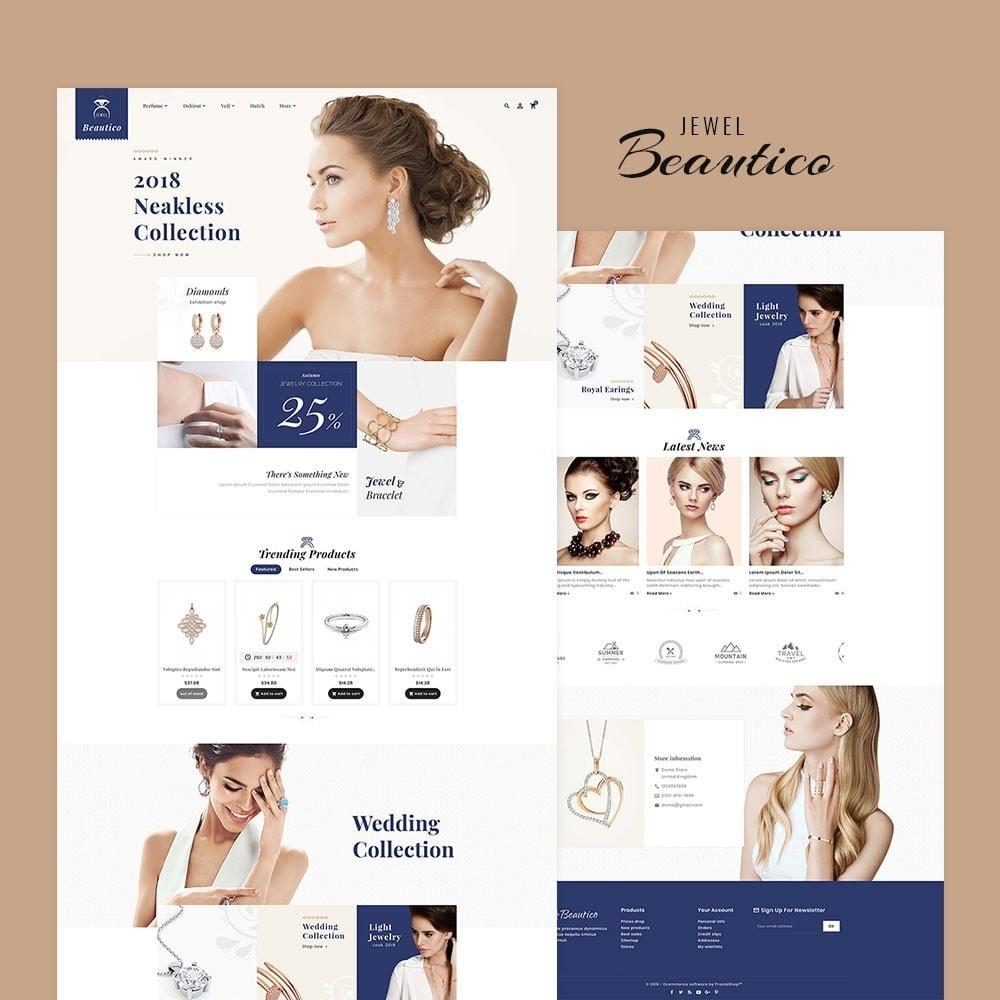 theme - Joalheria & Acessórios - Beautico Jewelry & Imitation - 2