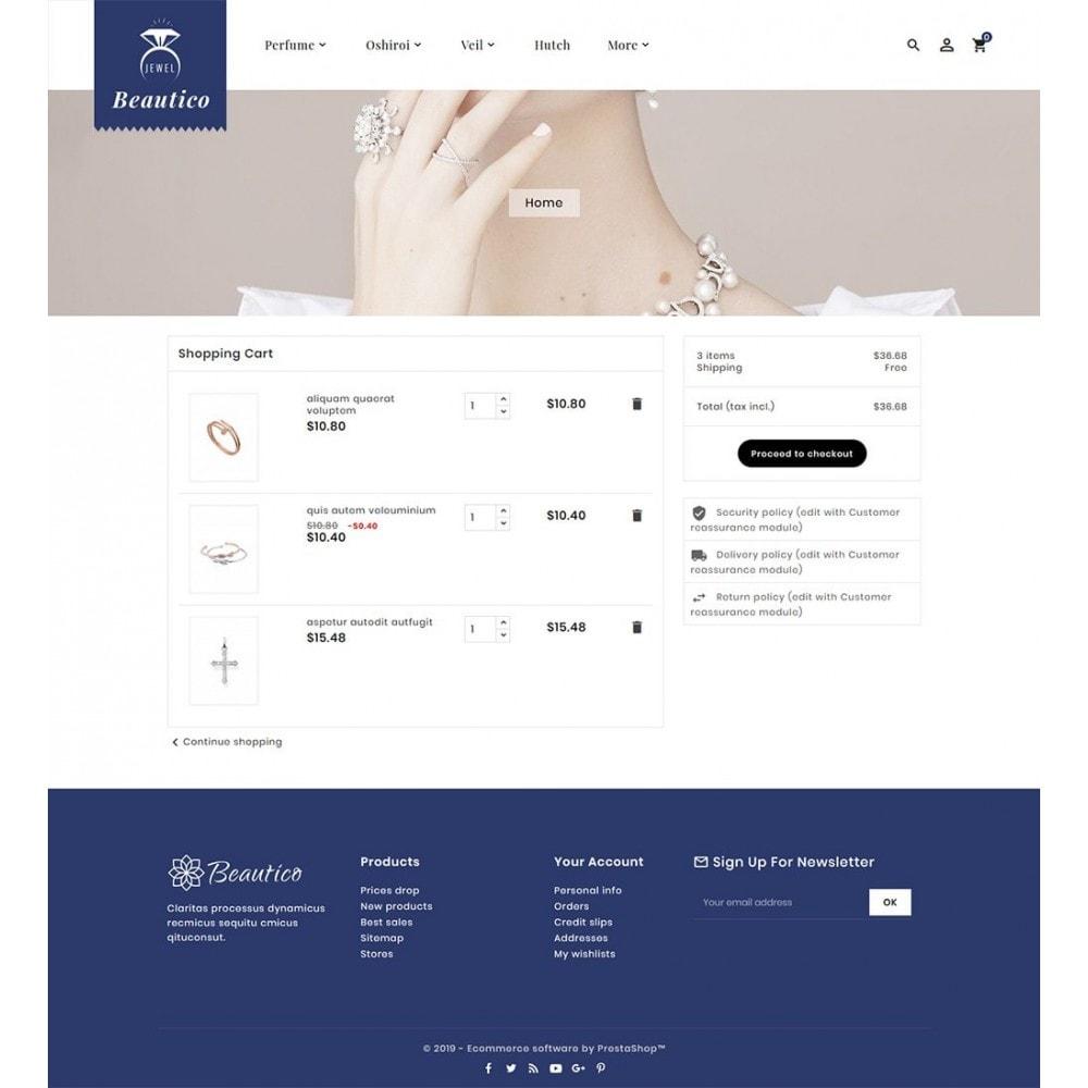 theme - Joalheria & Acessórios - Beautico Jewelry & Imitation - 6