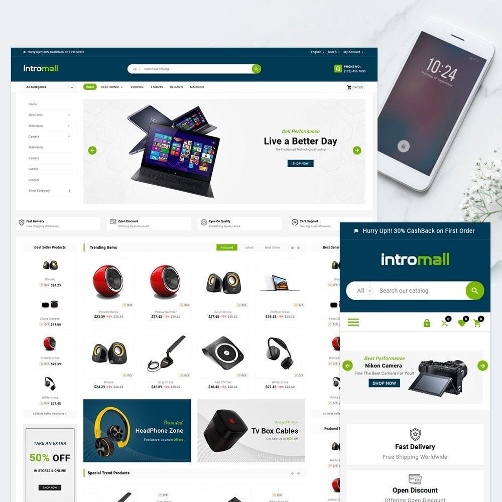 theme - Electronics & Computers - Intromall - Electronic Mega Mall - 2