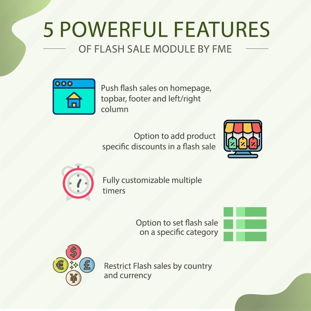 module - Flash & Private Sales - Vendite Flash con Timer di Conto alla Rovescia - 2