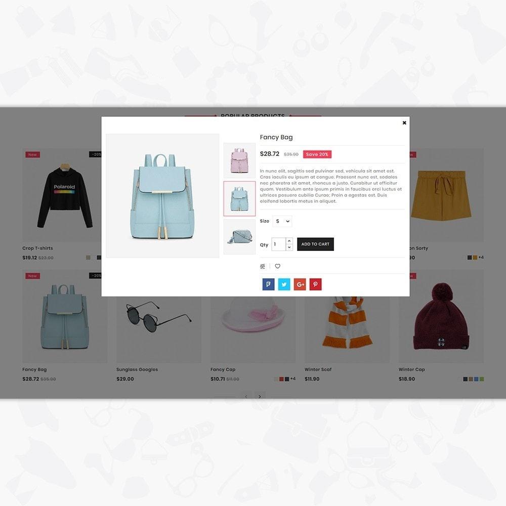 theme - Home & Garden - Caxos - The Fashion Store - 7