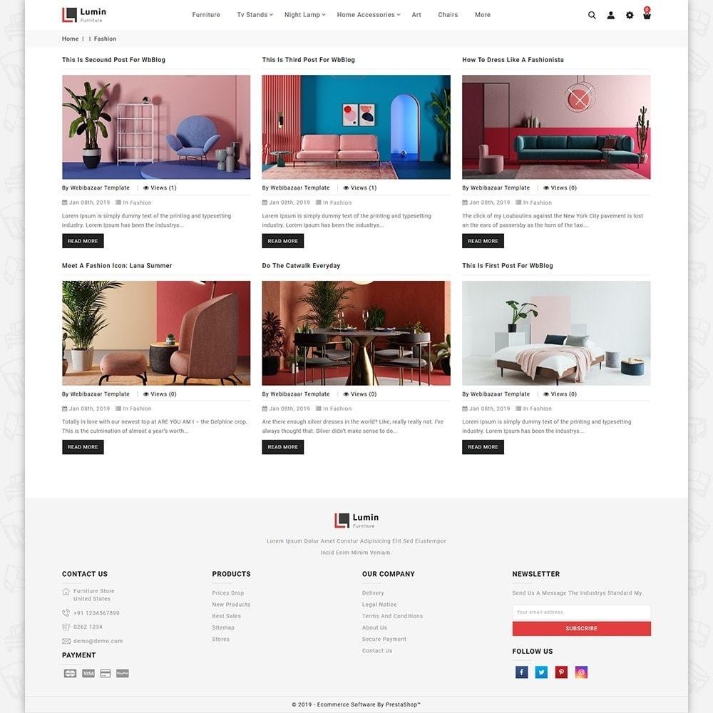 theme - Home & Garden - Lumin - The Best Furniture Store - 6