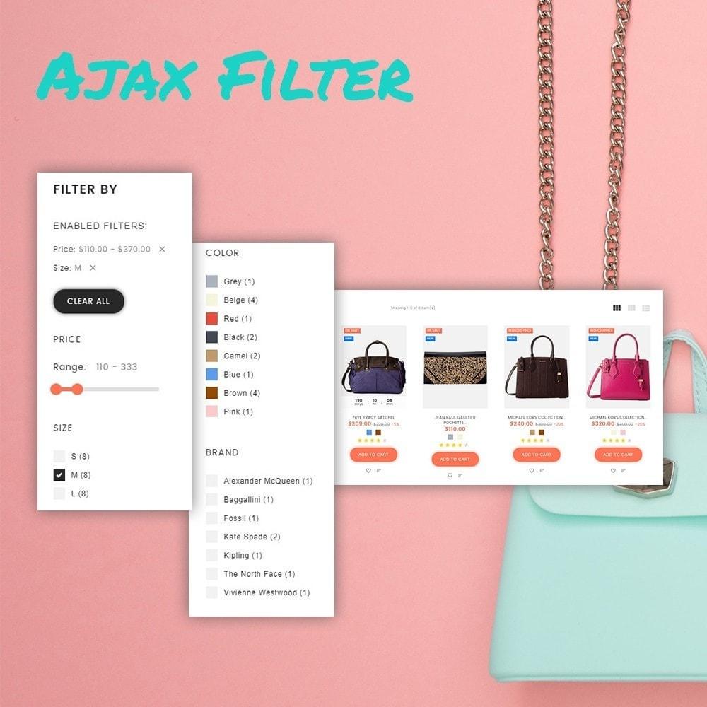 theme - Fashion & Shoes - Vente - Handbag Store - 4
