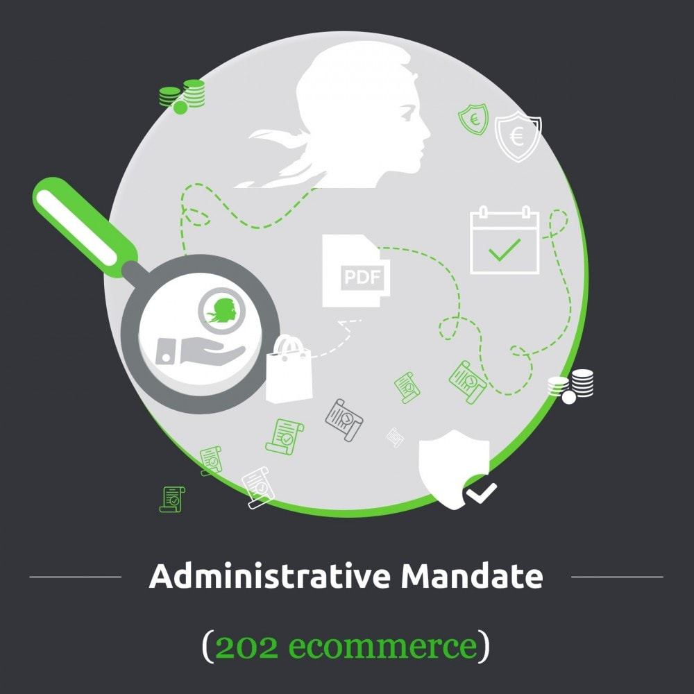 module - Bank Transfer Payment - Administrative Mandate - 1