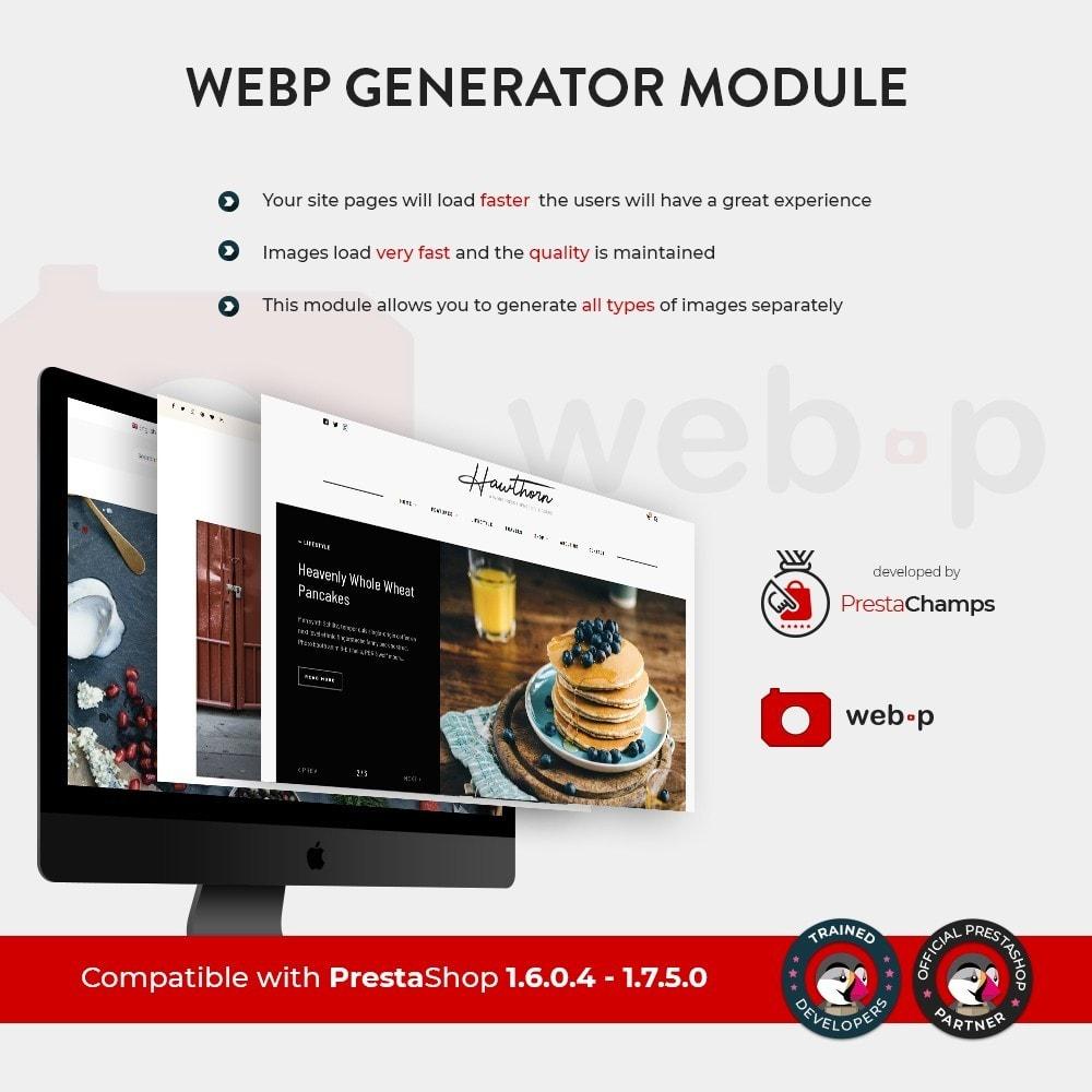 module - Visualizzazione Prodotti - Google WebP Immagine Generatore - Aggiornamento 2020 - 3