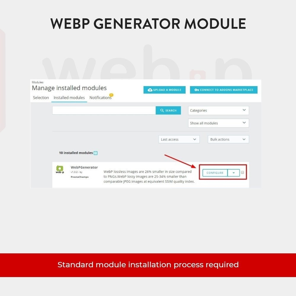 module - Visualizzazione Prodotti - Google WebP Immagine Generatore - Aggiornamento 2020 - 5