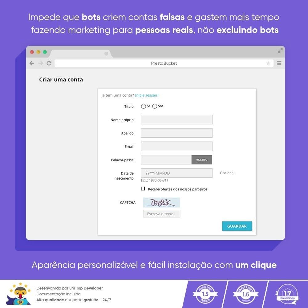 module - Segurança & Acesso - Ultimate Math CAPTCHA / Segurança Anti Spam Aprimorada - 7