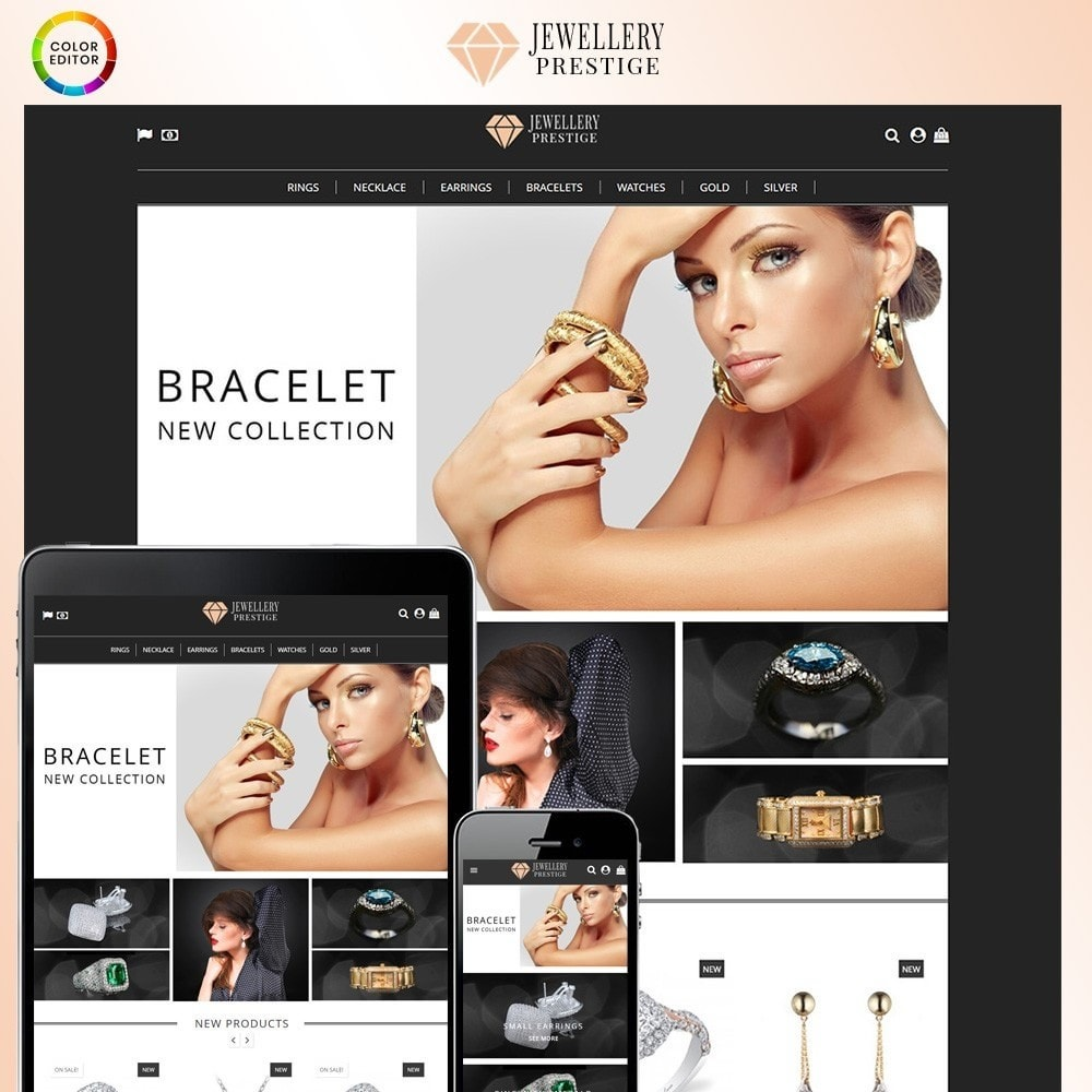 theme - Jewelry & Accessories - Jewellery Shop - 1