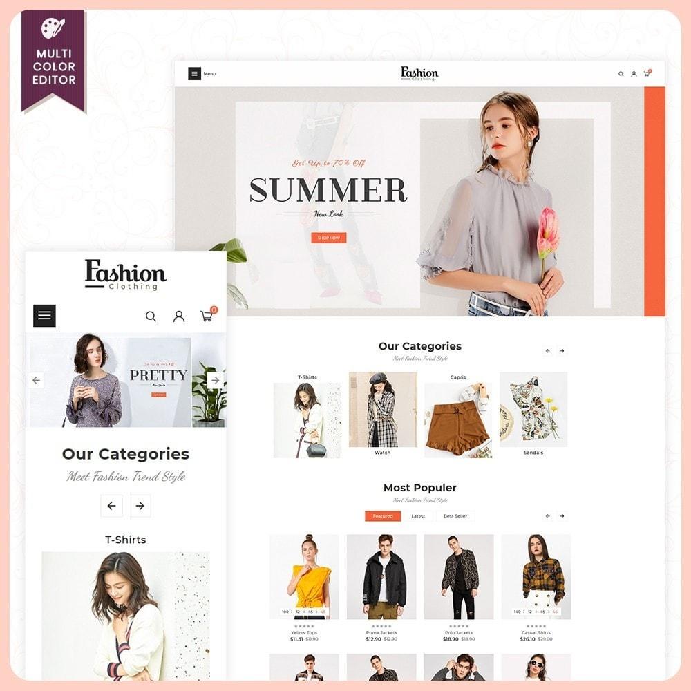 theme - Moda & Calçados - Fashion Stylish Shop - 1