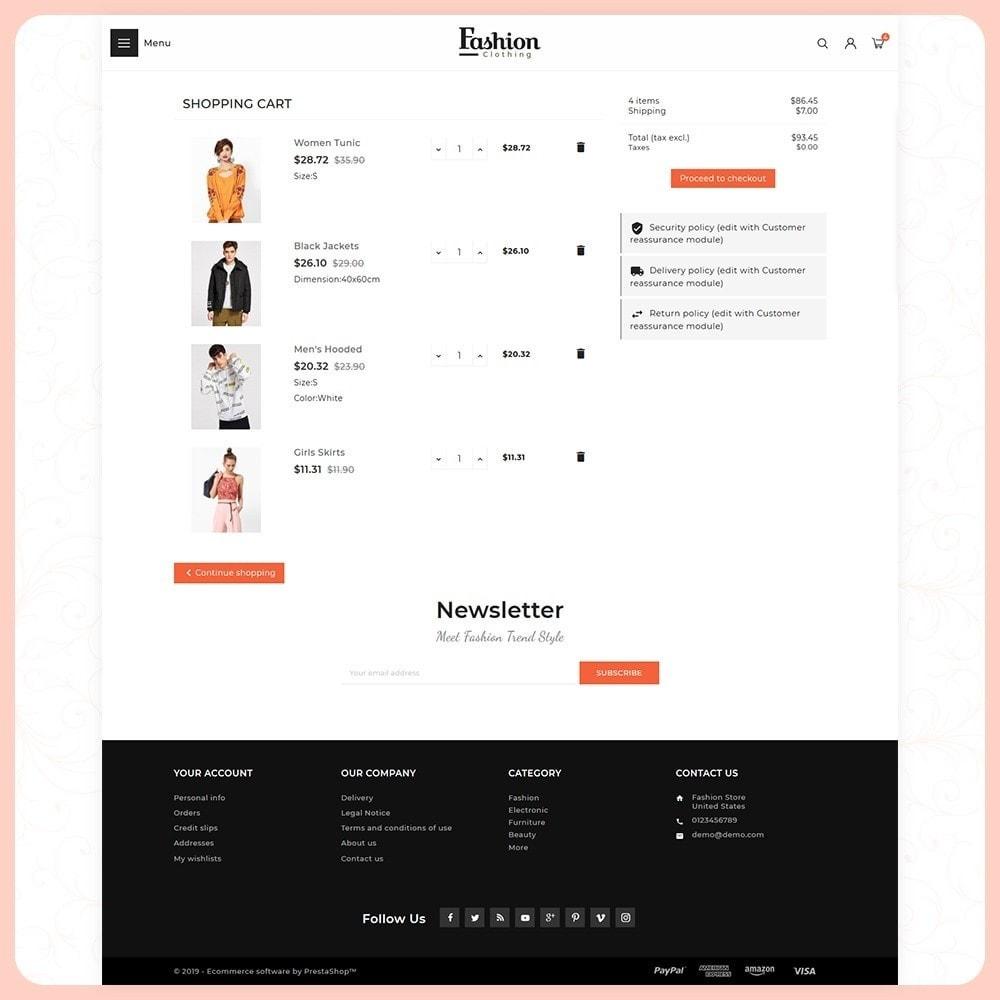 theme - Moda & Calçados - Fashion Stylish Shop - 4