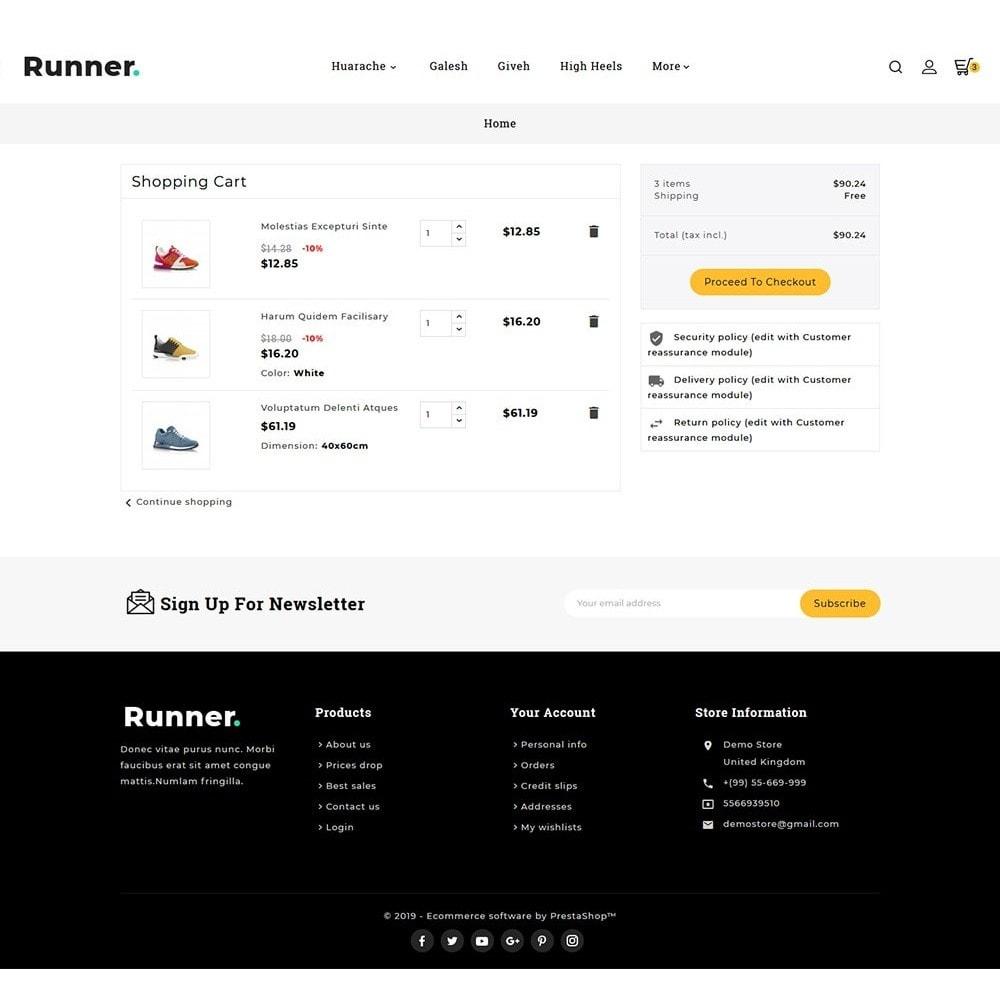 theme - Sport, Activiteiten & Reizen - Runner - Sports Shoes & Footwear - 6