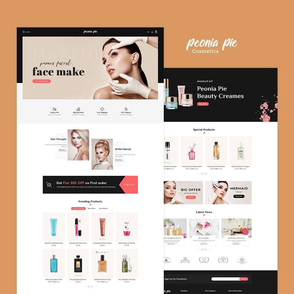 theme - Health & Beauty - Peonia Pie - Beauty Cosmetics - 2