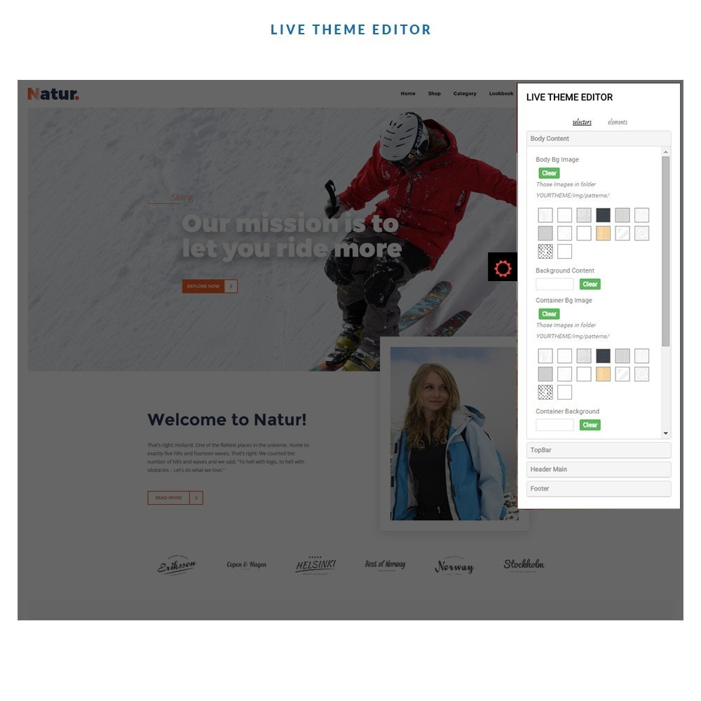 theme - Mode & Schoenen - Leo Natur Sport Fashion Store - 3