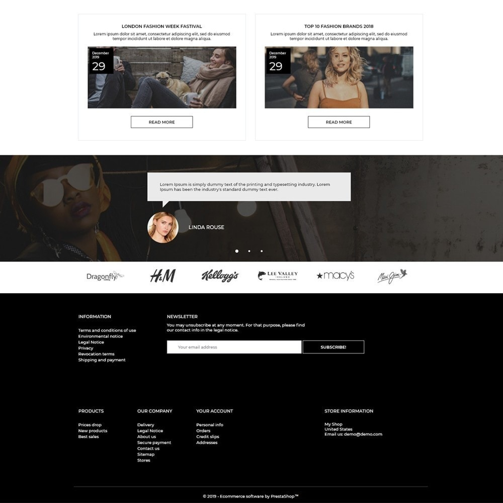 theme - Fashion & Shoes - New Wave Fashion Store - 4