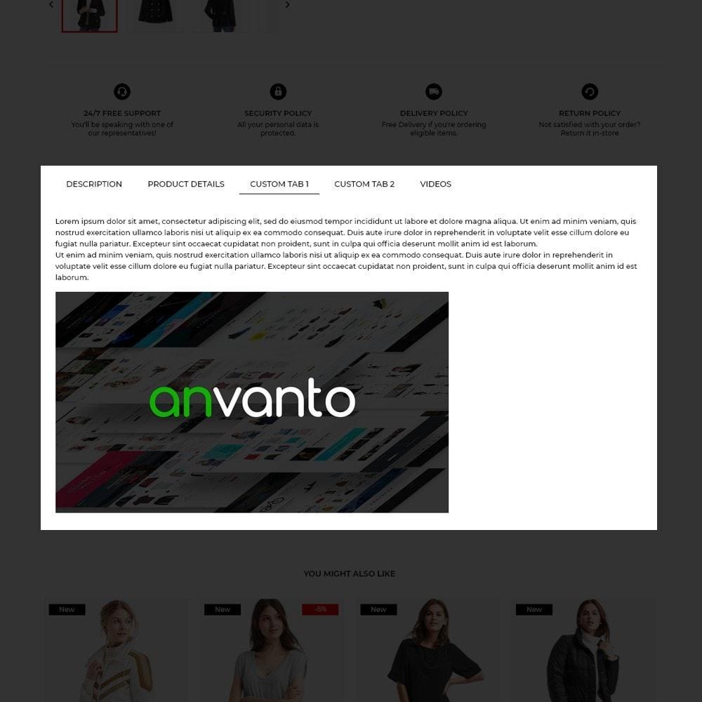 theme - Fashion & Shoes - New Wave Fashion Store - 8