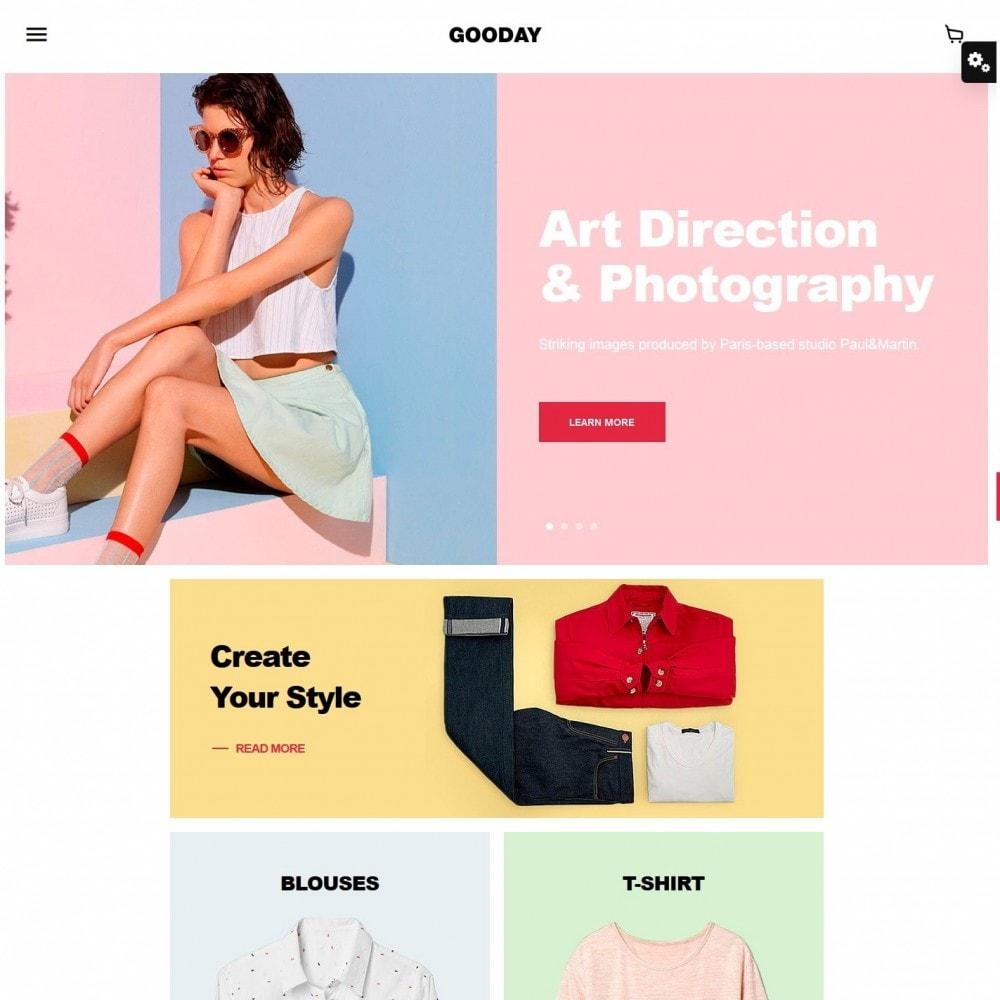 theme - Moda y Calzado - Gooday Fashion Store - 2