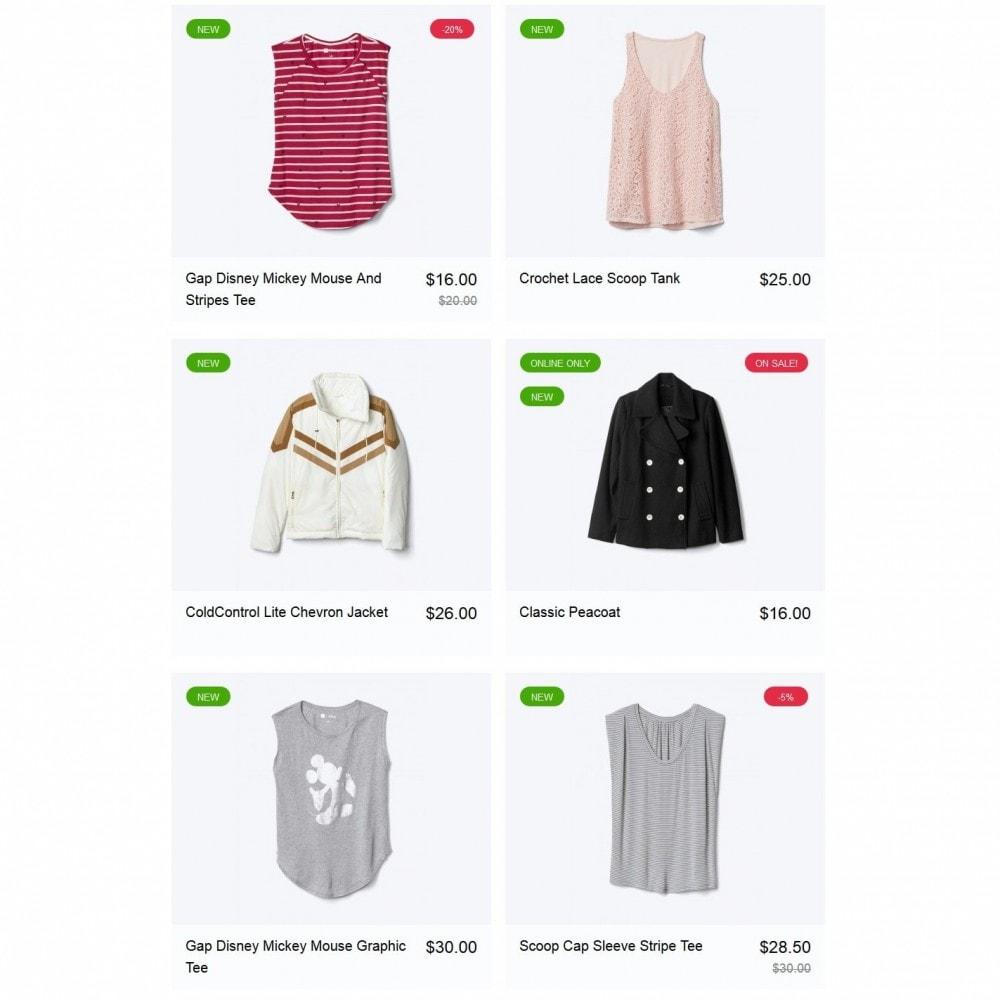 theme - Moda y Calzado - Gooday Fashion Store - 3