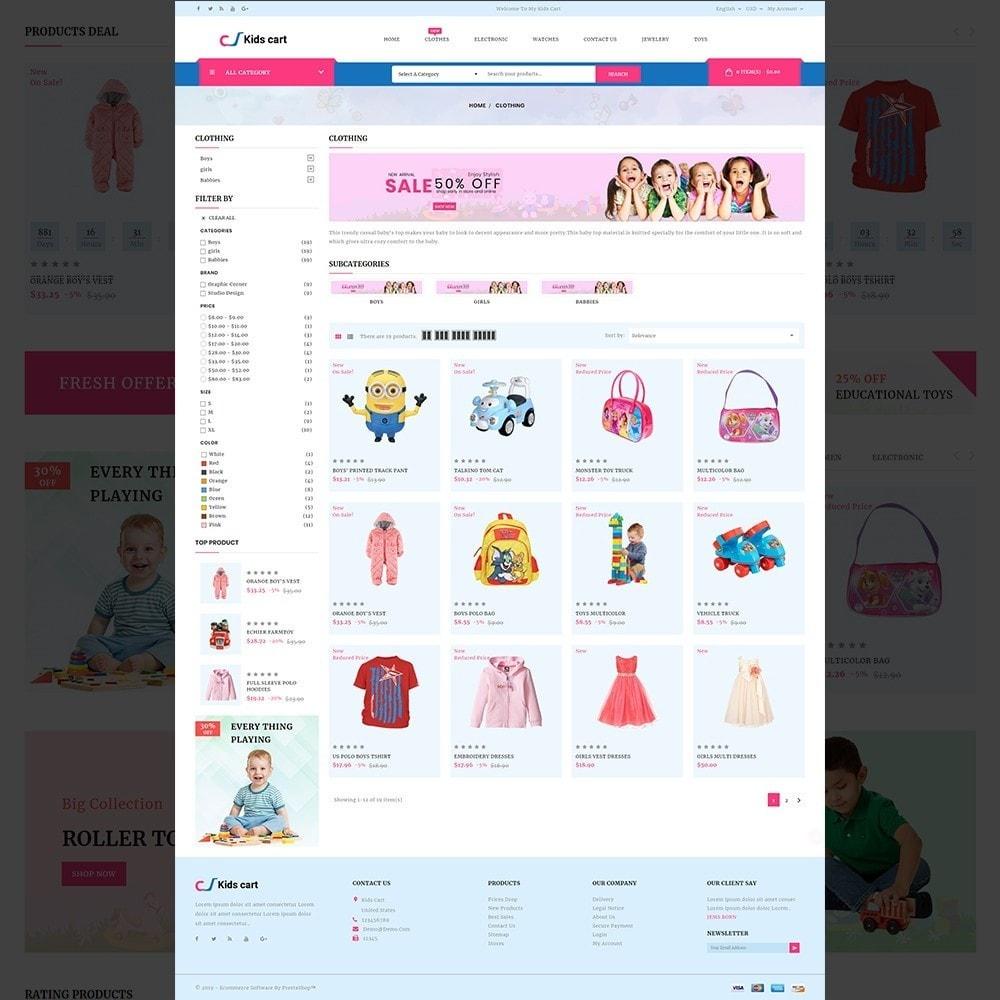 theme - Enfants & Jouets - Kids Cart - Multipurpose Mega Kids Store - 11