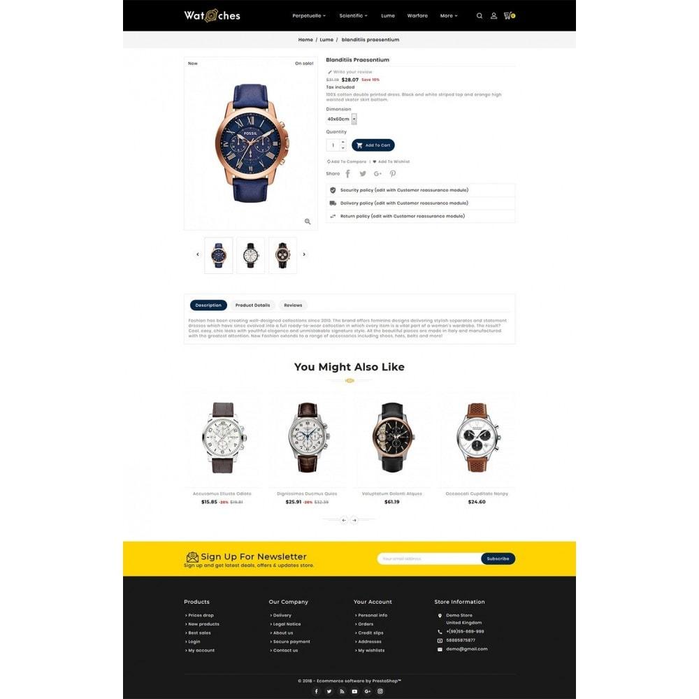 theme - Ювелирные изделия и Аксессуары - Watches & Gift Imitation - 5