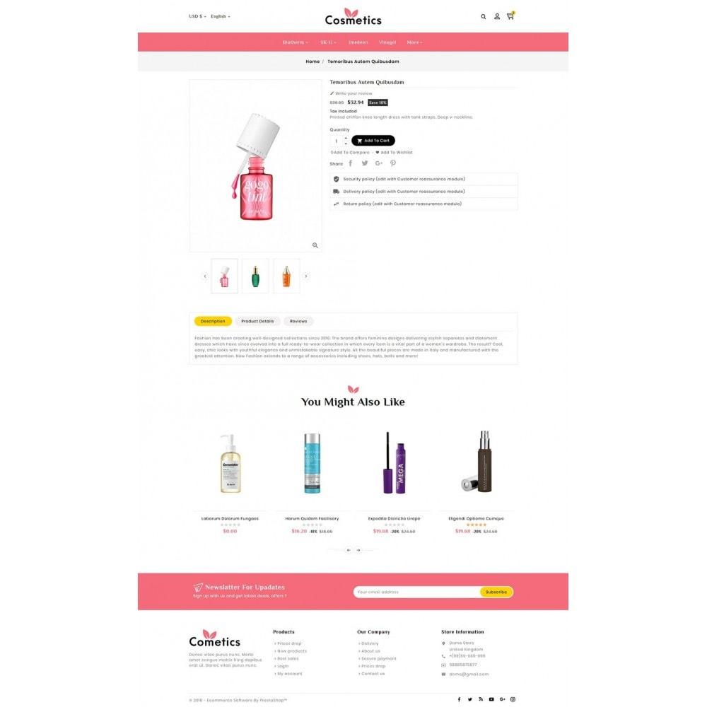 theme - Health & Beauty - Cosmetics & Bio Herbal - 5