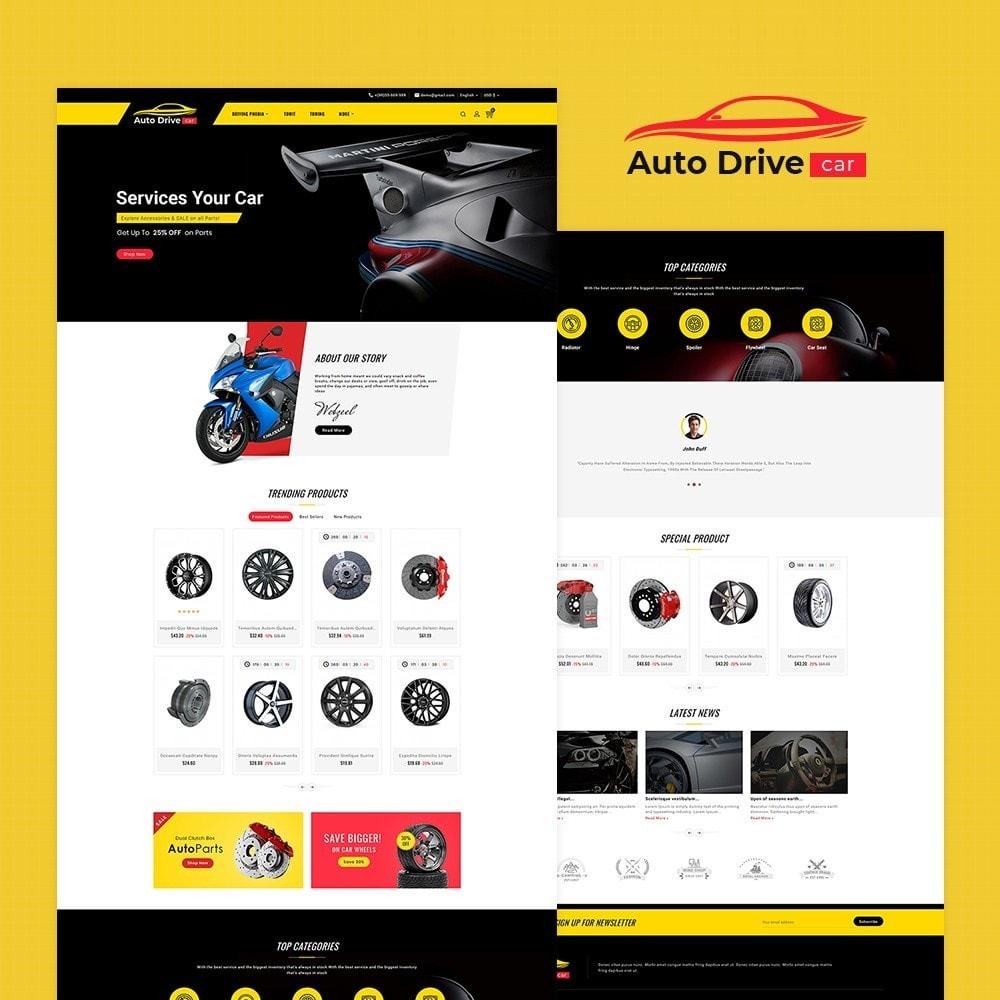 theme - Coches y Motos - Auto Drive & Car Parts - 2