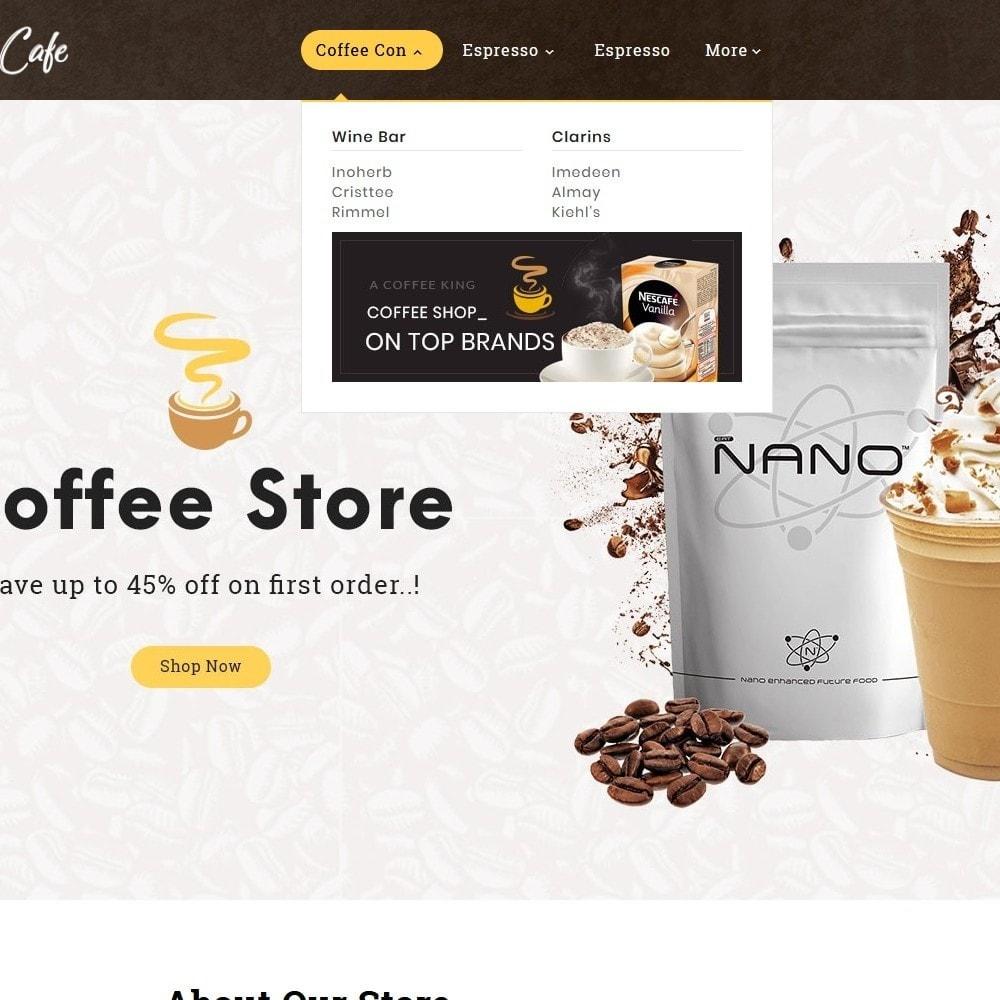 theme - Drank & Tabak - Coffee Cafe & Drinks - 8