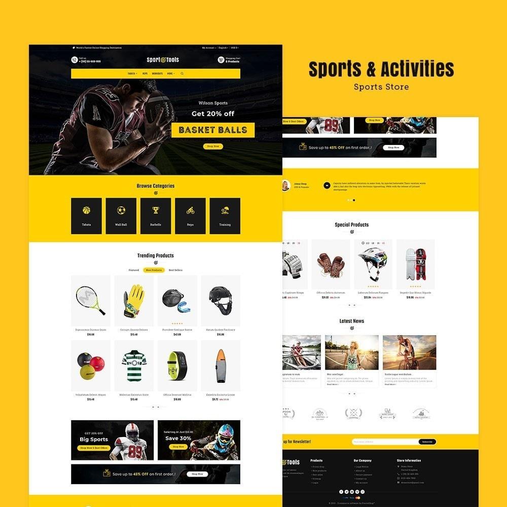 theme - Sport, Activiteiten & Reizen - Sport Tools & Equipment - 2