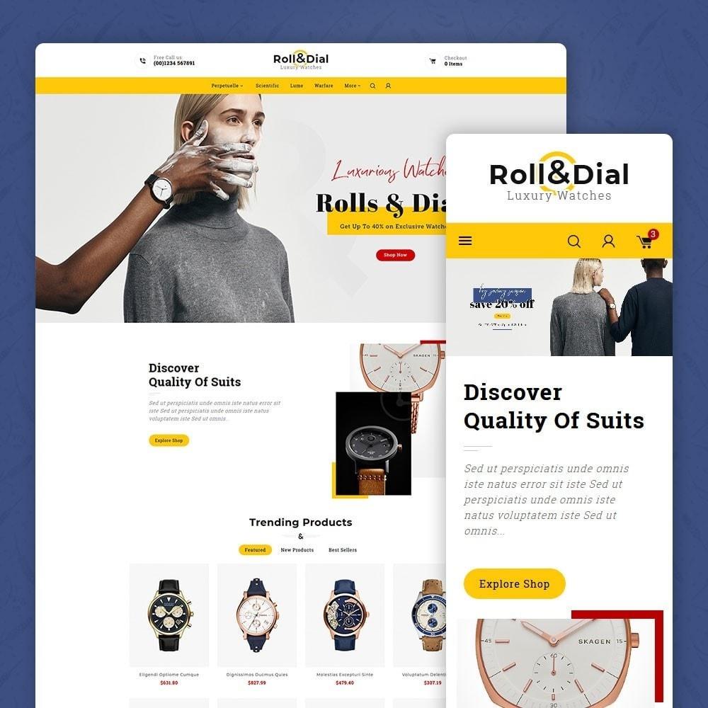 theme - Bellezza & Gioielli - Rolls & Dial - Watches - 1