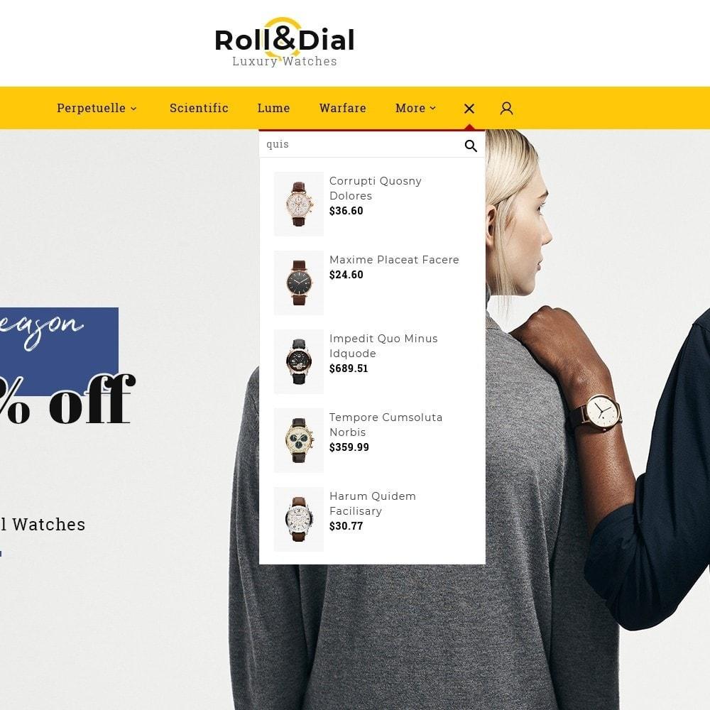 theme - Bellezza & Gioielli - Rolls & Dial - Watches - 9