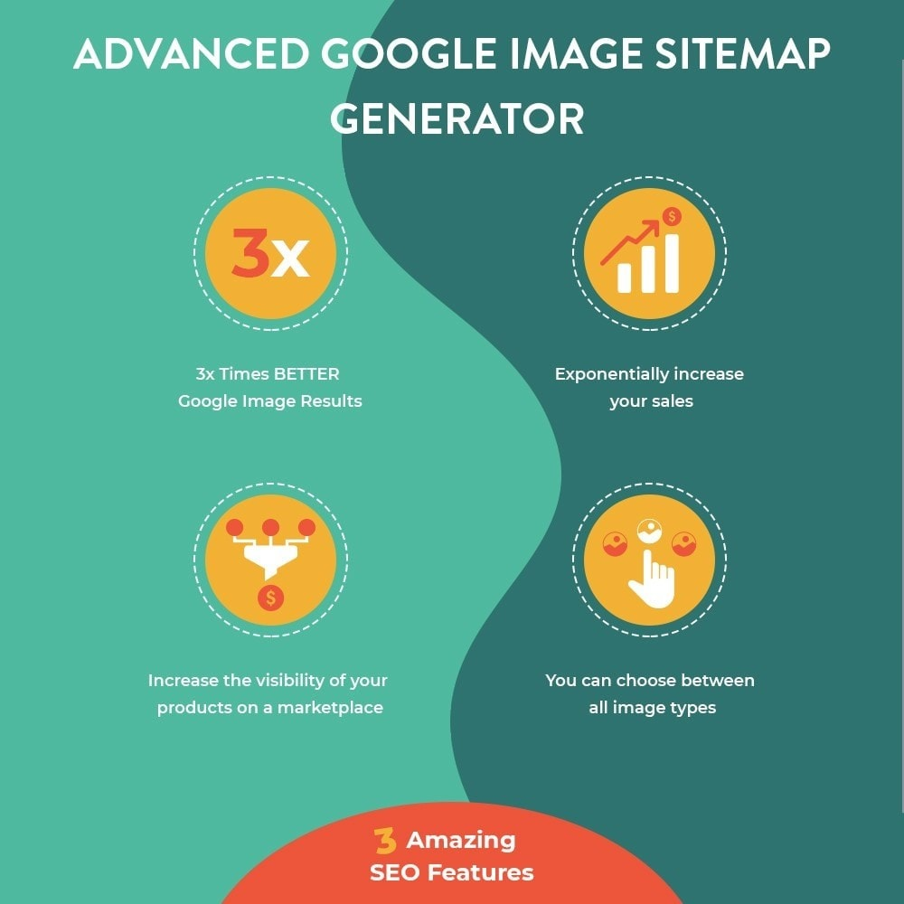 module - SEO (Referenciamento natural) - Advanced Google Image Sitemap Generator - 2