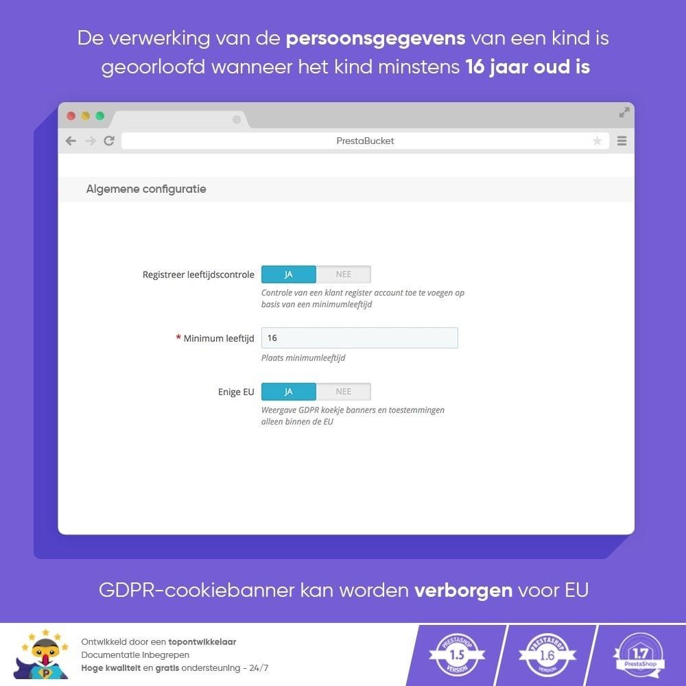 module - Juridisch - AVG PRO - Algemene Verordening Gegevensbescherming - 4