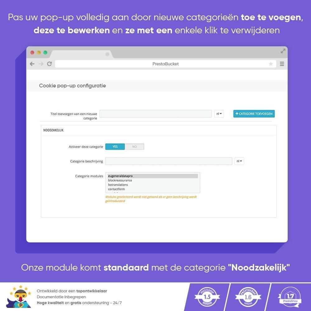 module - Juridisch - AVG PRO - Algemene Verordening Gegevensbescherming - 7