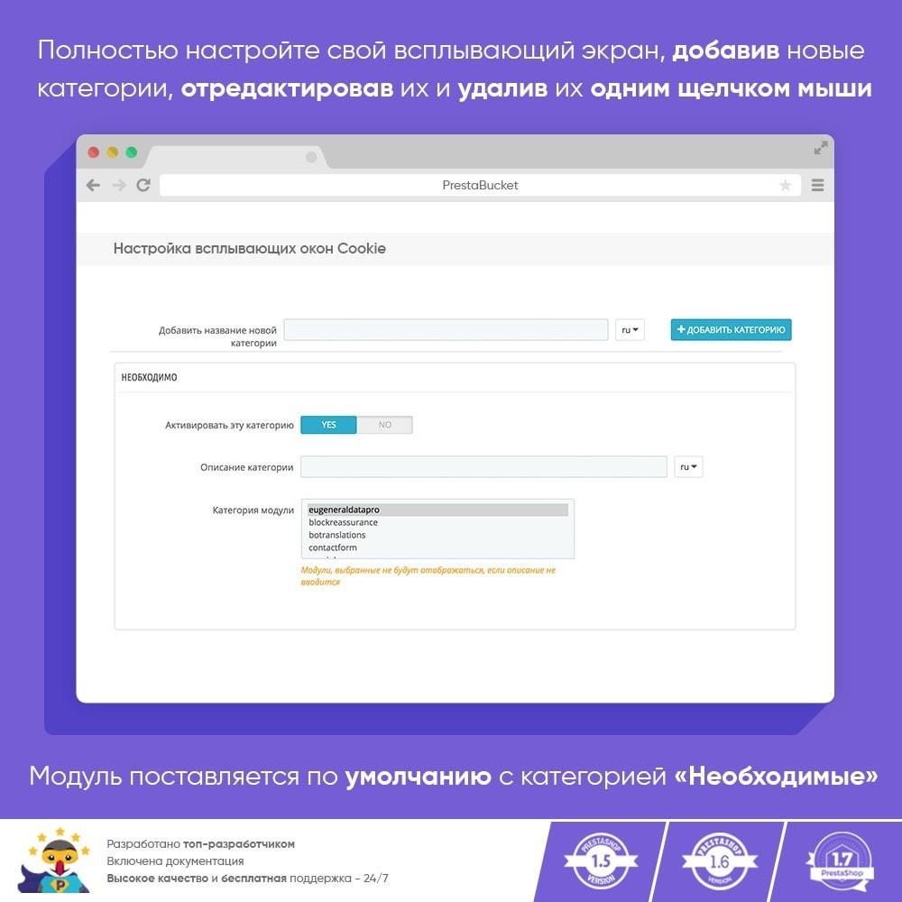 module - Администрация - RGPD - Общий регламент по защите персональных данных - 7