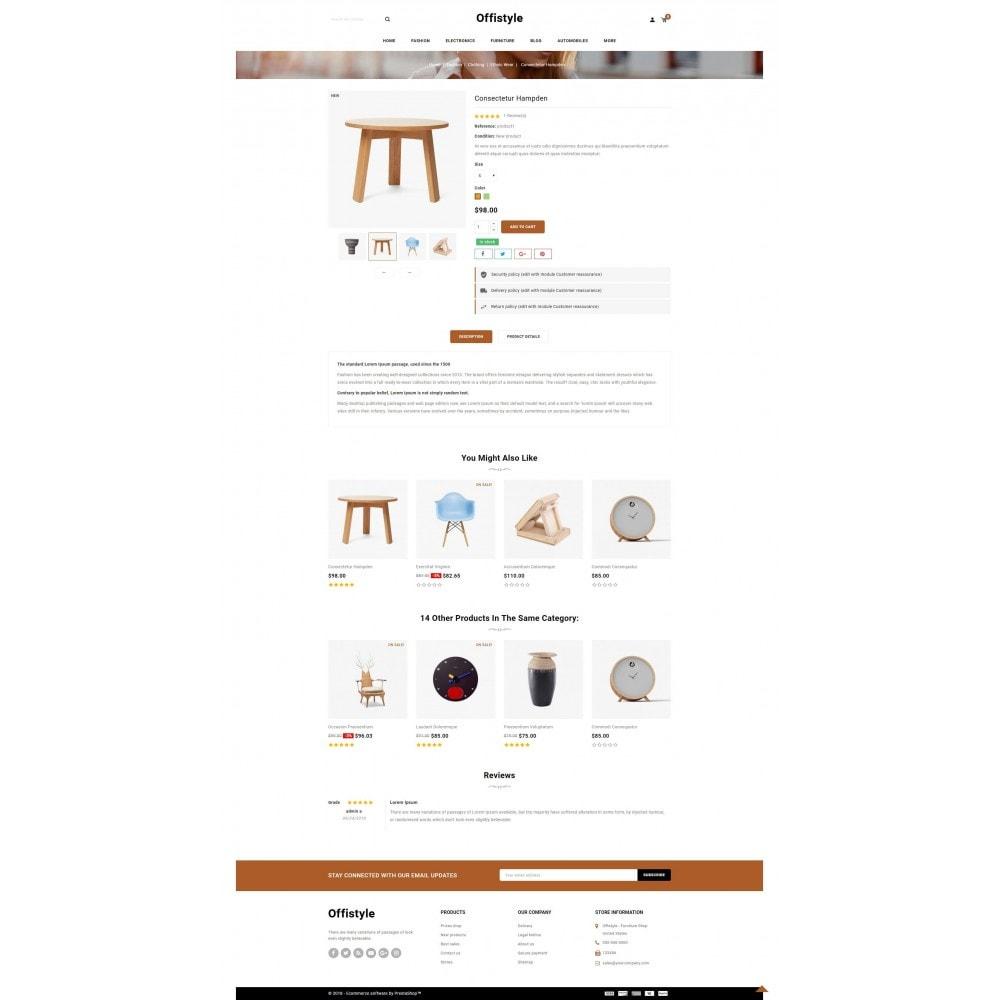 theme - Casa & Jardins - Offistyle - Furniture Store - 5