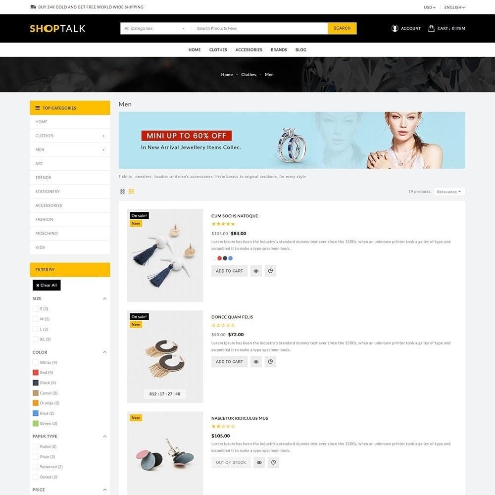 theme - Jewelry & Accessories - ShopTalk Jewellery Store - 5