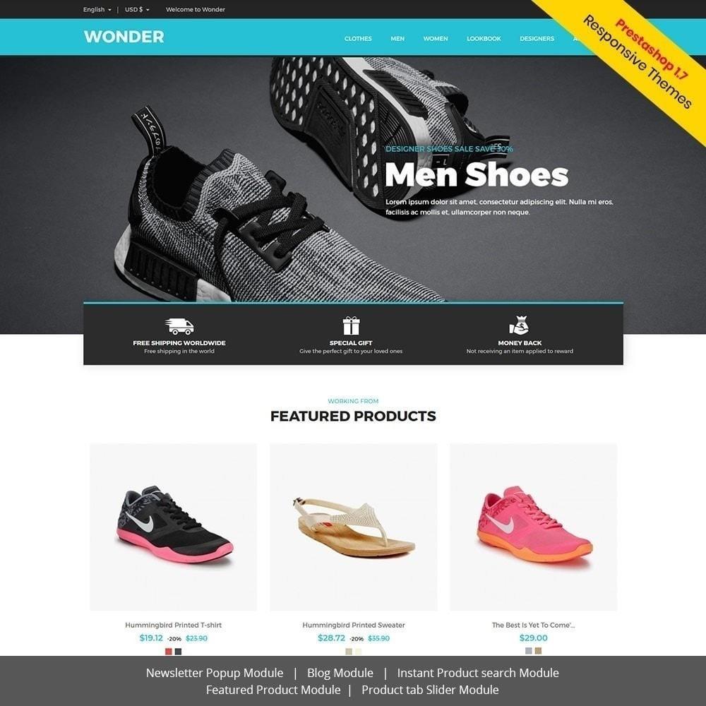 e06dc50670 theme - Moda   Calçados - Wonder Fashion - Loja de calçados - 2