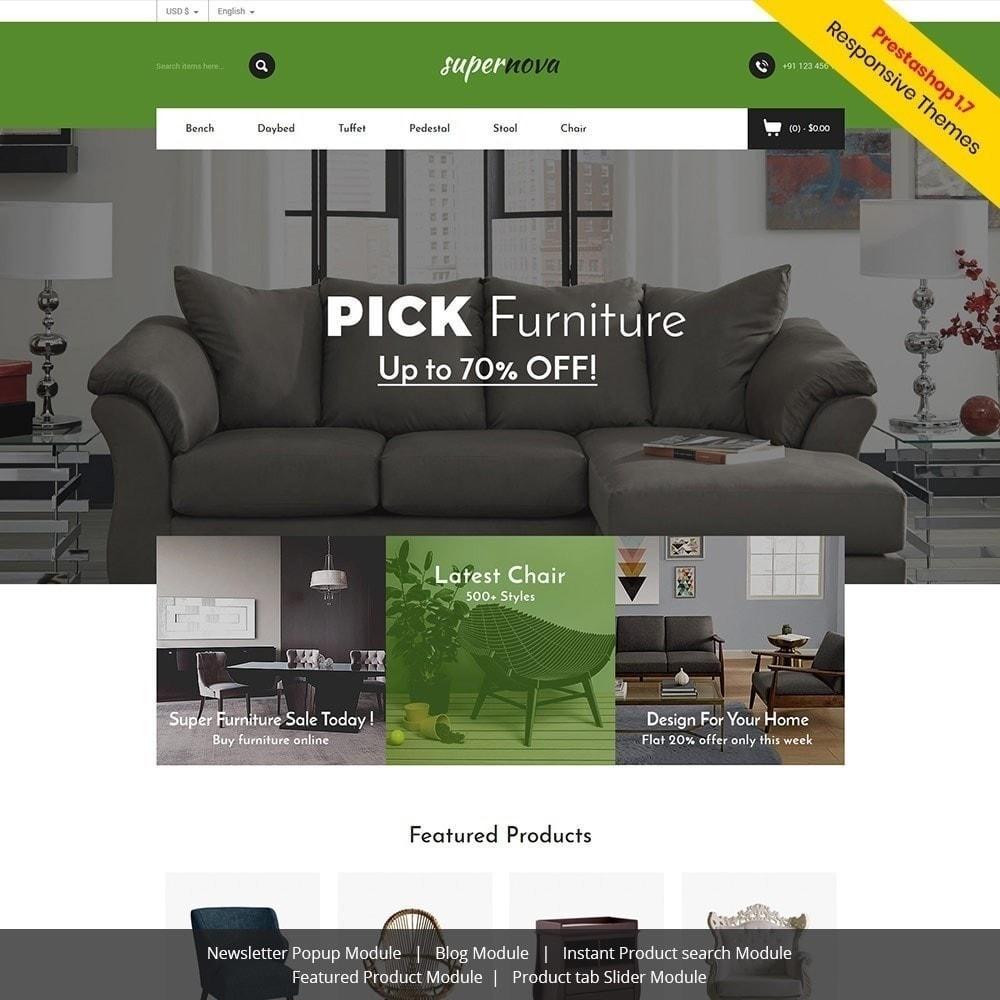 theme - Maison & Jardin - Super Nova - Magasin de meubles - 2