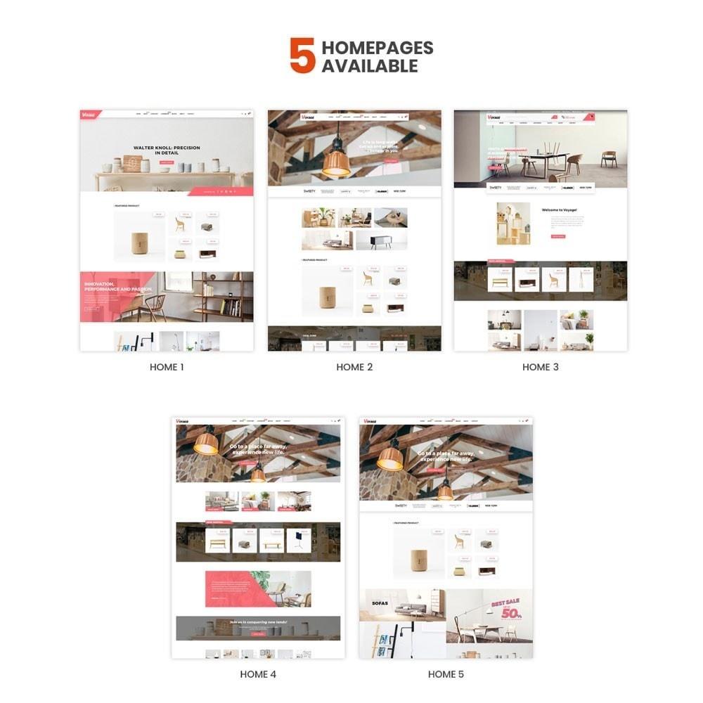 theme - Home & Garden - Bos Voyage Furniture Store - 1