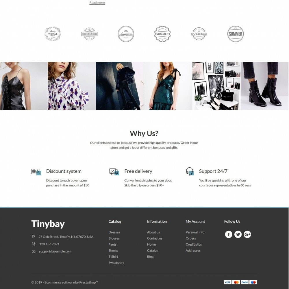 theme - Mode & Chaussures - Tinybay Fashion Store - 3