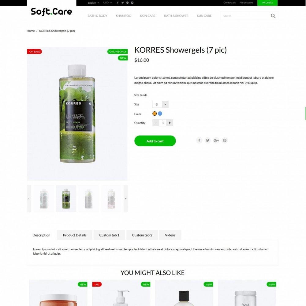 theme - Health & Beauty - Soft care Cosmetics - 6