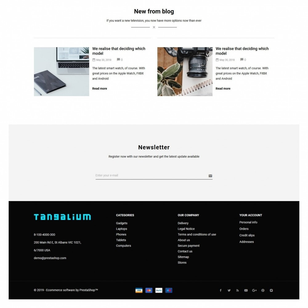 theme - Electronics & Computers - Tangalium - High-tech Shop - 4