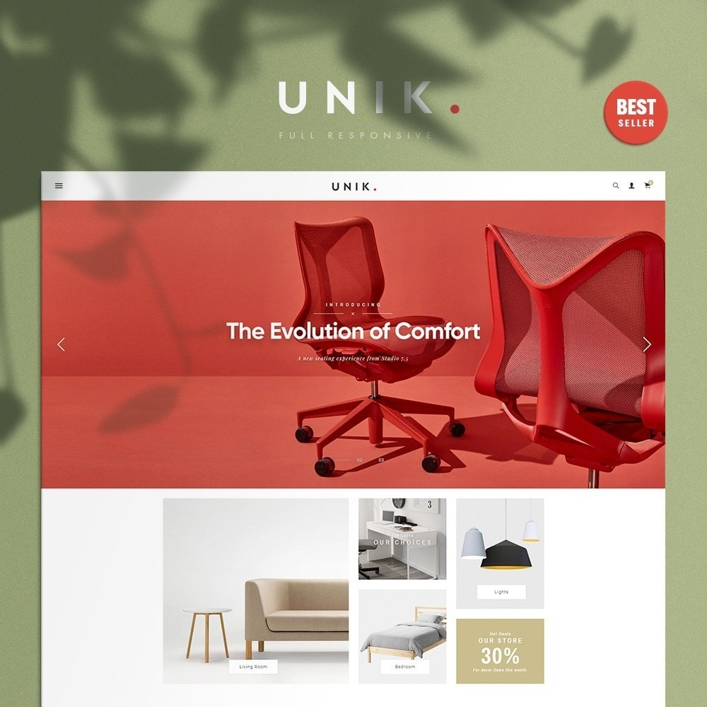 theme - Dom & Ogród - Unik Furniture - 1