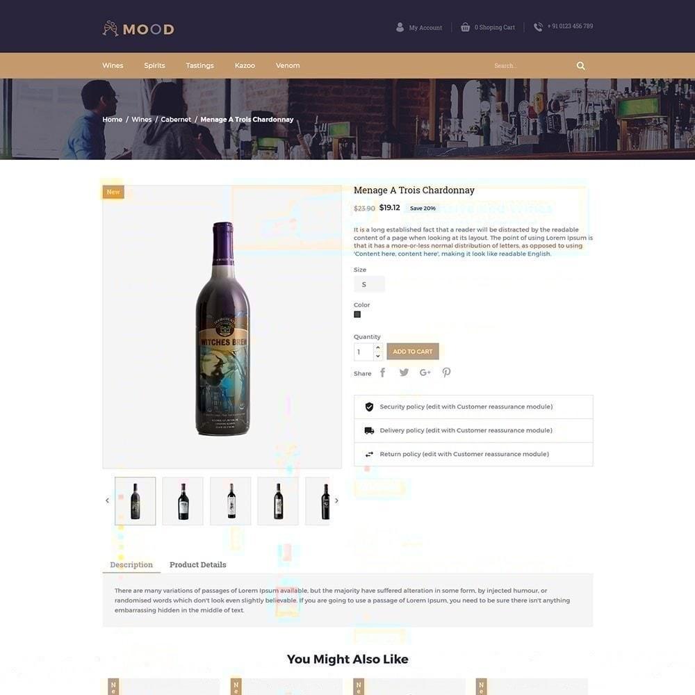theme - Drink & Wine - Mood Wine - Drink Store - 6