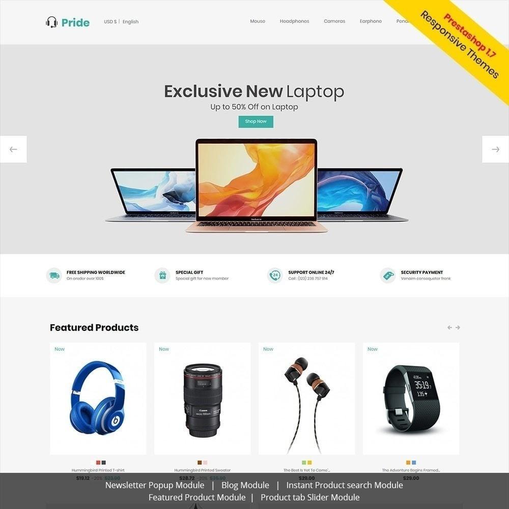 theme - Elettronica & High Tech - Elettronica mobile - Digital Store - 2