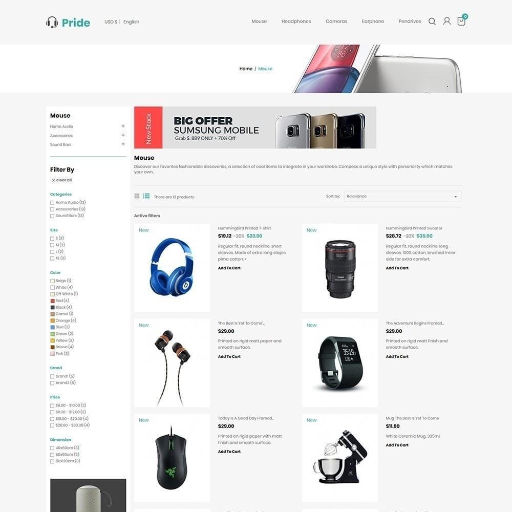theme - Elettronica & High Tech - Elettronica mobile - Digital Store - 5