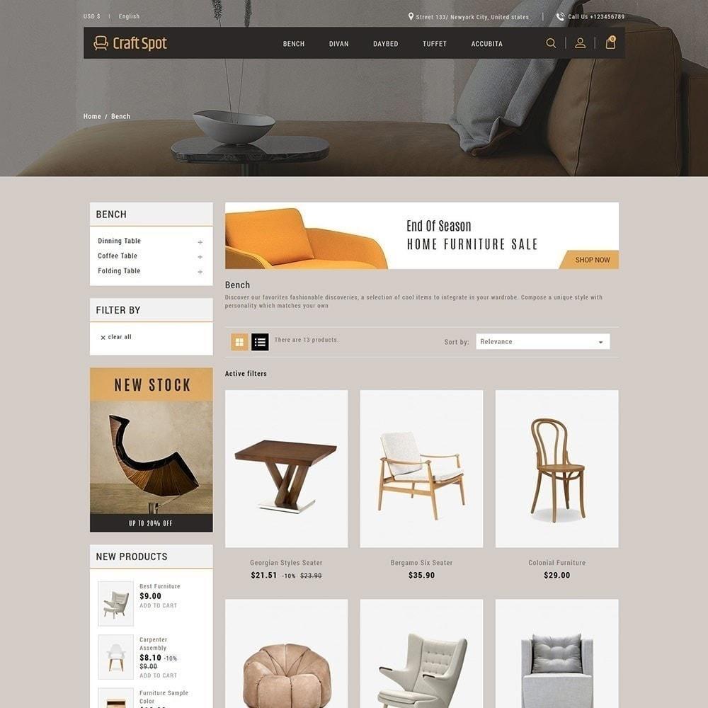 theme - Maison & Jardin - Meubles d'artisanat - magasin en bois - 5