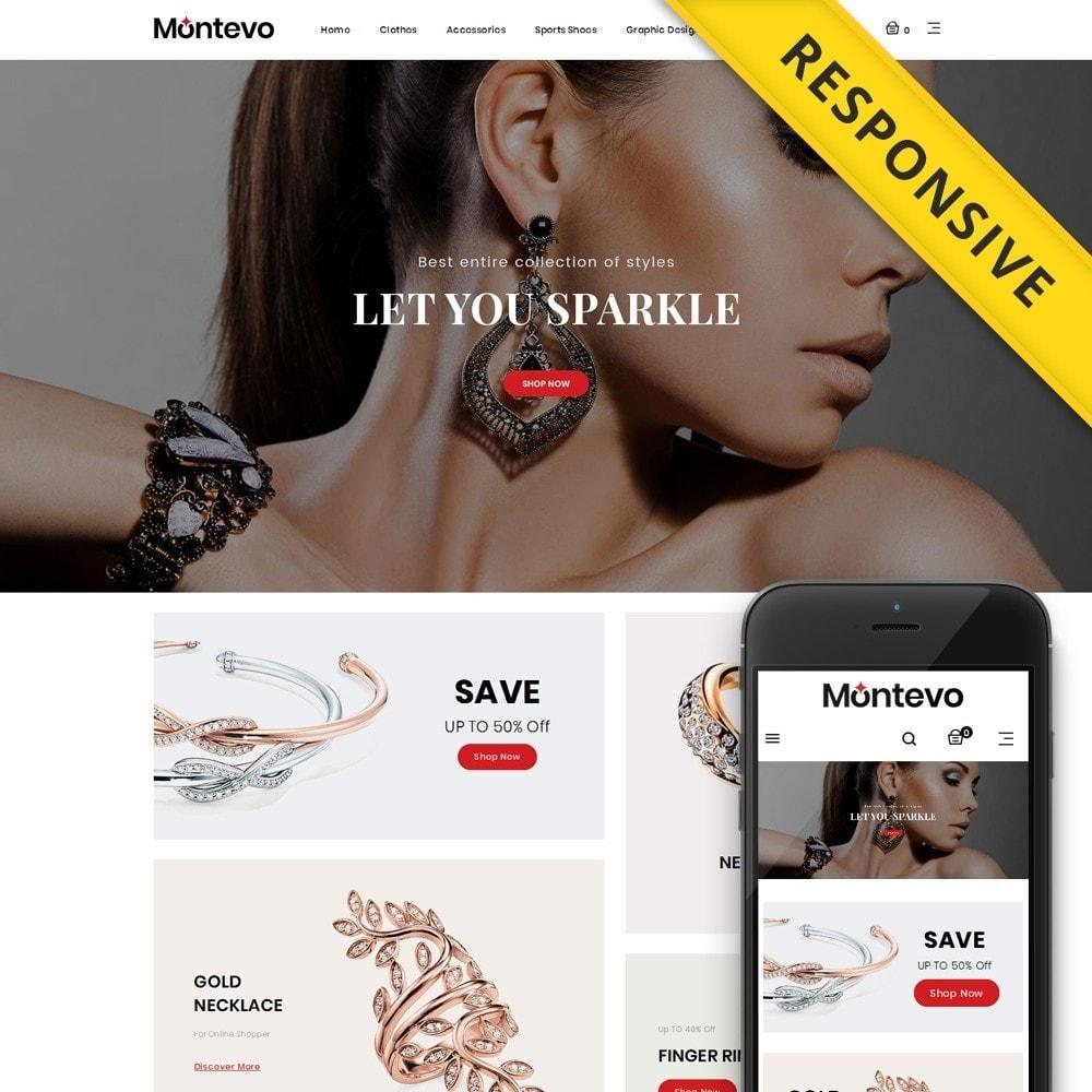 theme - Ювелирные изделия и Аксессуары - Montevo - Jewelry Store - 1